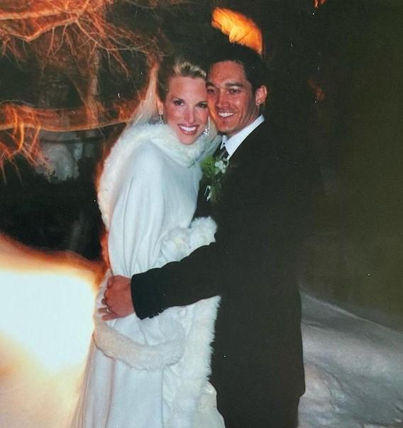 Ilona Carson husband