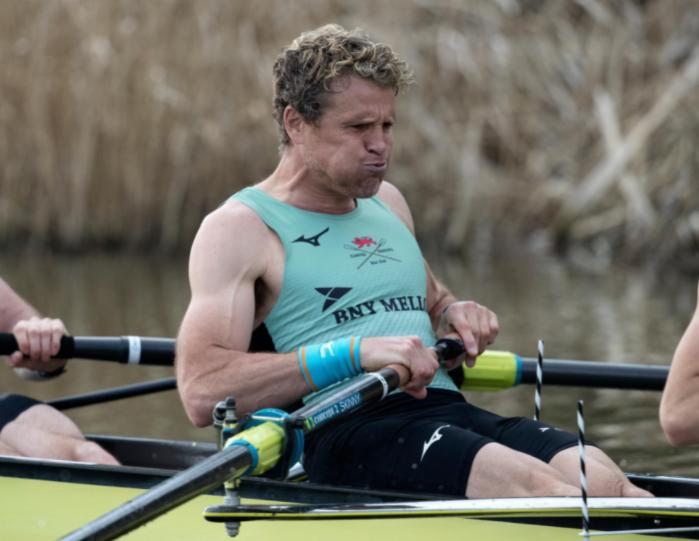 British Athlete, James Cracknell