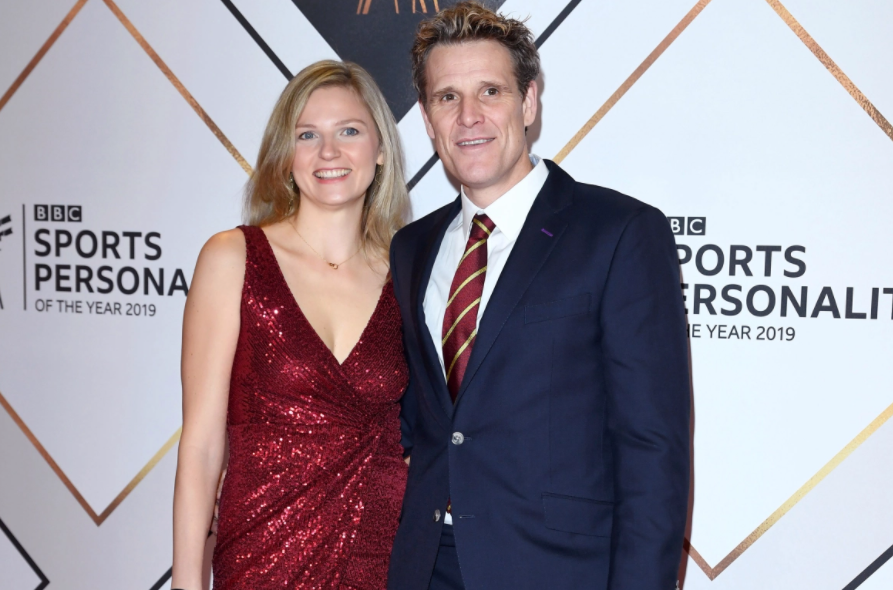 James Cracknell and his wife, Jordan Connell