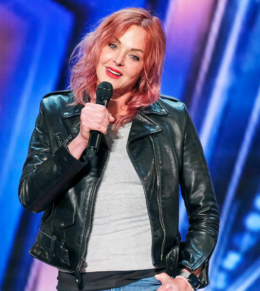 Storm Large appeared on America's Got Talent in 2021