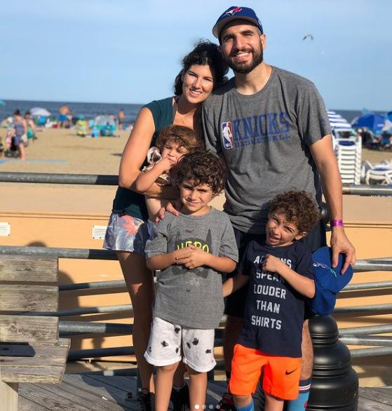 Ariel Helwani Family