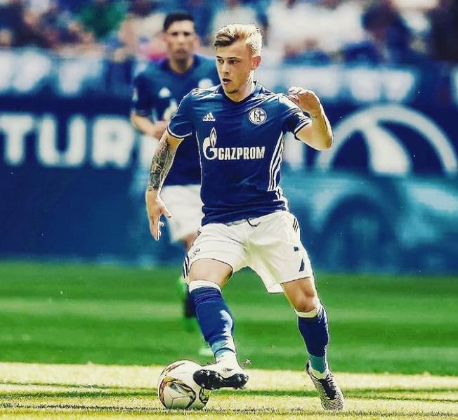 German professional footballer, Max Meyer