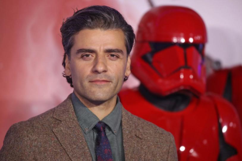 American Actor, Oscar Isaac