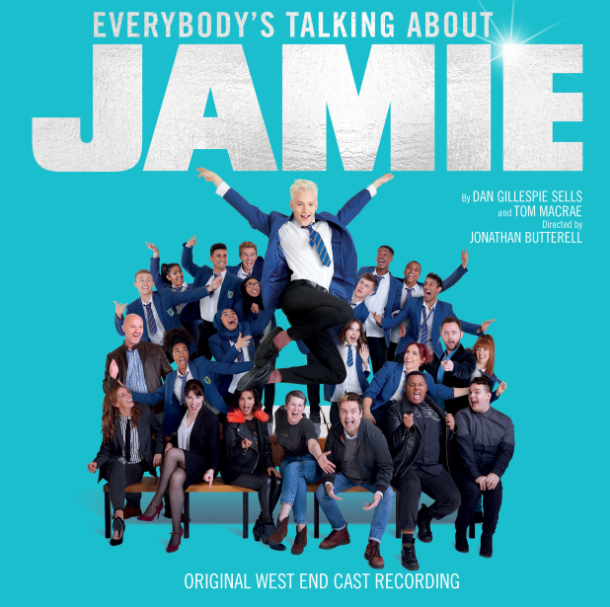 Max Harwood appeared as Jamie New in 'Everybody's Talking About Jamie'