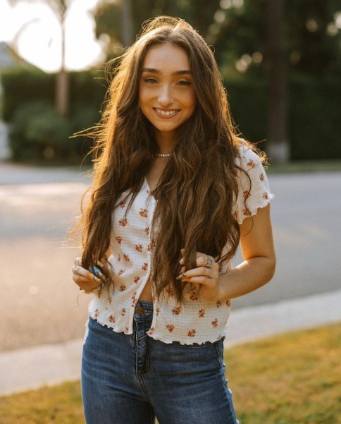 American social media personality, McKenzi Brooke