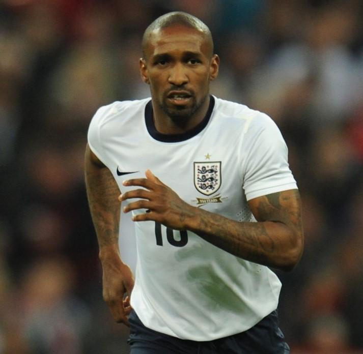 Jermain Defoe England