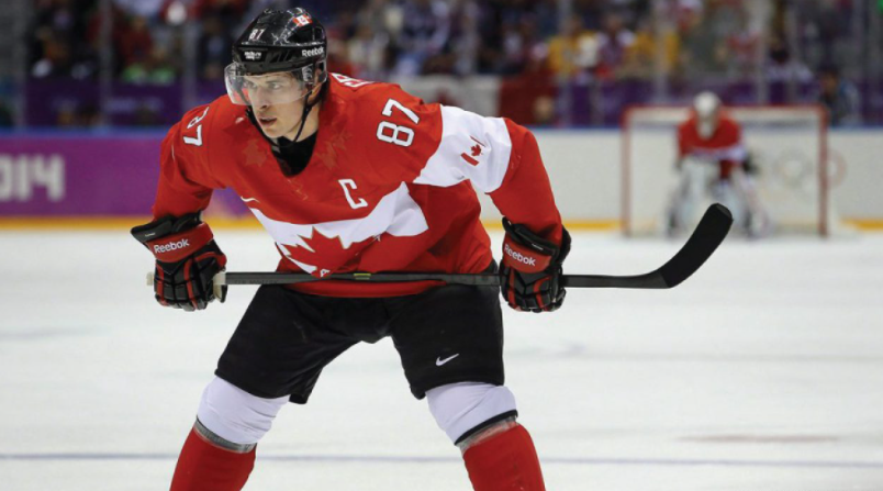 Ice Hockey Defenceman, Logan Mailloux