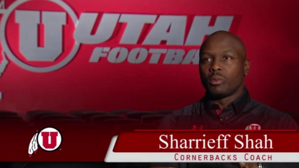American Football Coach, Sharrieff Shah
