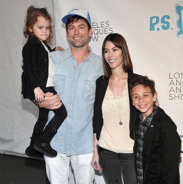 Michael Muhney family.