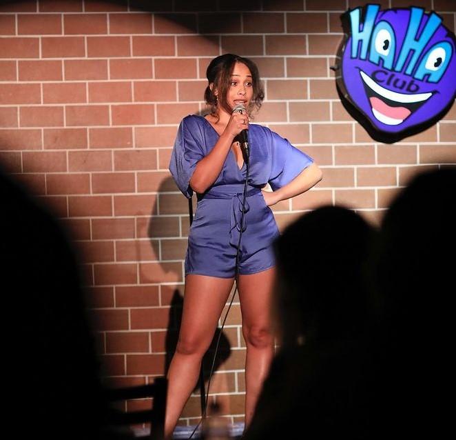 Tanya Fear comedy