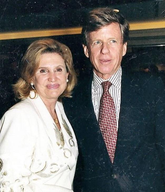 Carolyn Maloney husband
