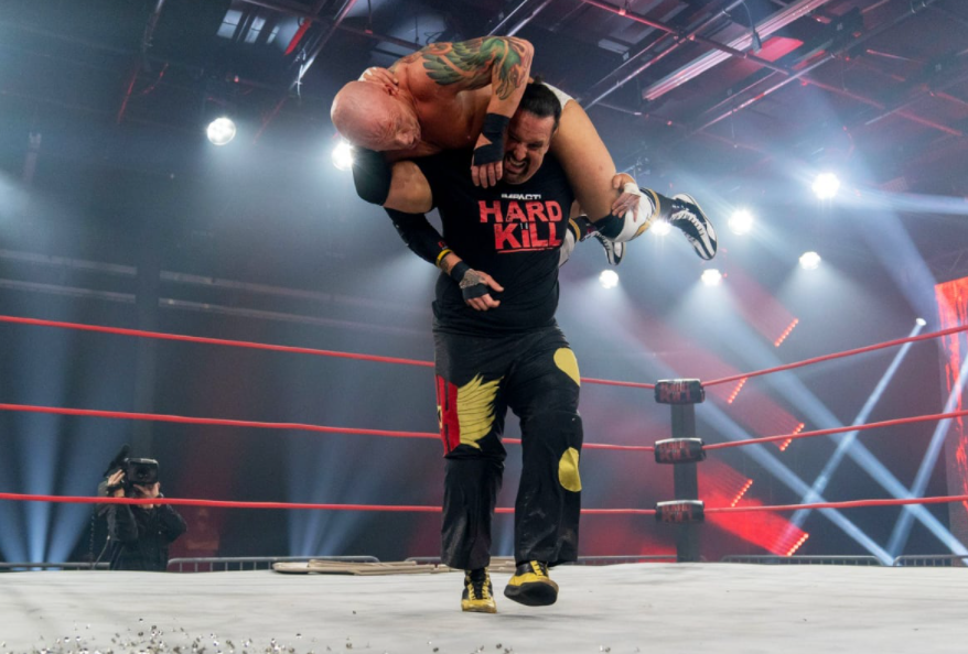 American professional wrestler, Tommy Dreamer