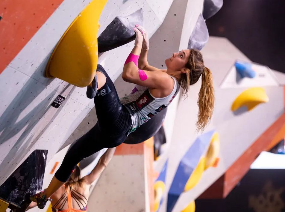 Johanna Farber receives apology from The International Federation of Sport Climbing (IFSC)