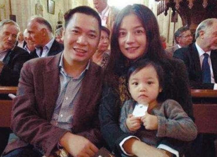 Zhao Wei husband