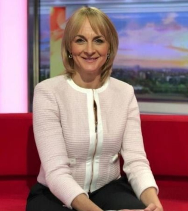 Louise Minchin BBC