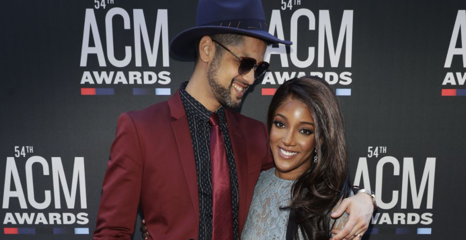 Grant Savoy and Mickey Guyton started dating in November 2016