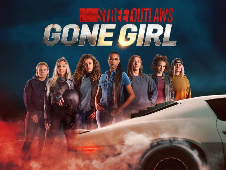 Courtney Anton apperead in Street Outlaws: Gone Girl