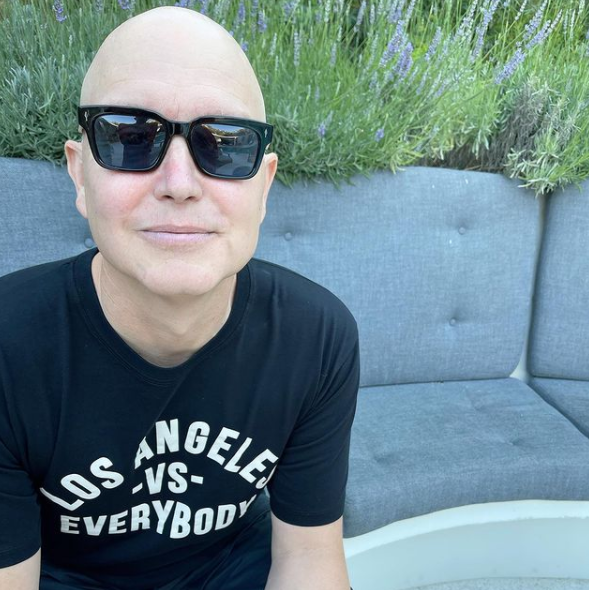 Mark Hoppus recently says he is free from cancer