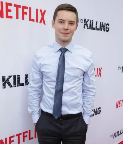 Tyler Ross appeared as Kyle Stansbury in season four of the television series The Killing