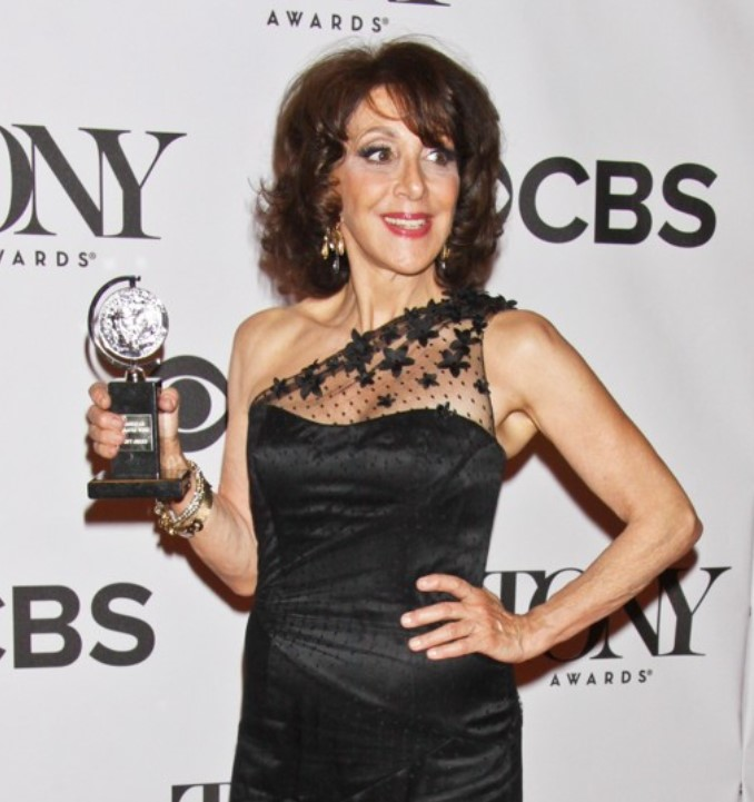 Andrea Martin awards