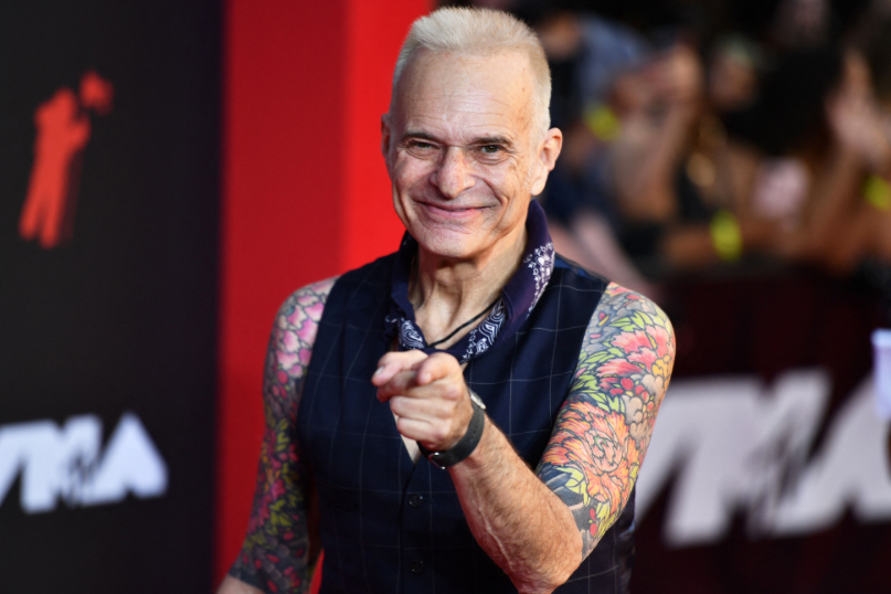 David Lee Roth was the the lead singer of the hard rock band 'Van Halen' from 1974 to 1985, in 1996, from 2006 to their disbandment in 2020
