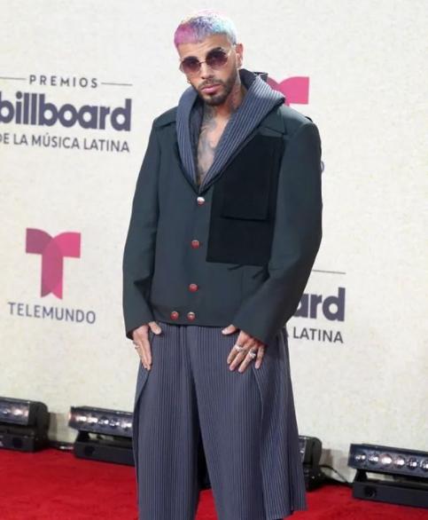 Puerto Rican rapper, singer, Rauw Alejandro