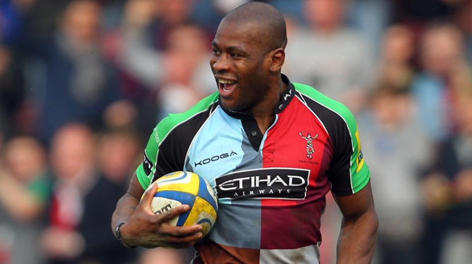 Former Rugby Player, Ugo Monye