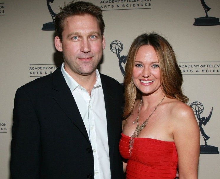 Sharon Case husband