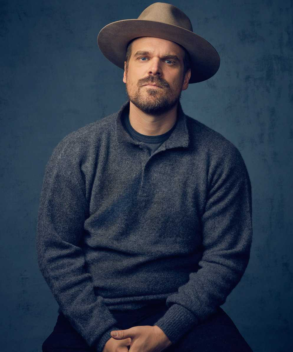 David harbour Famous For