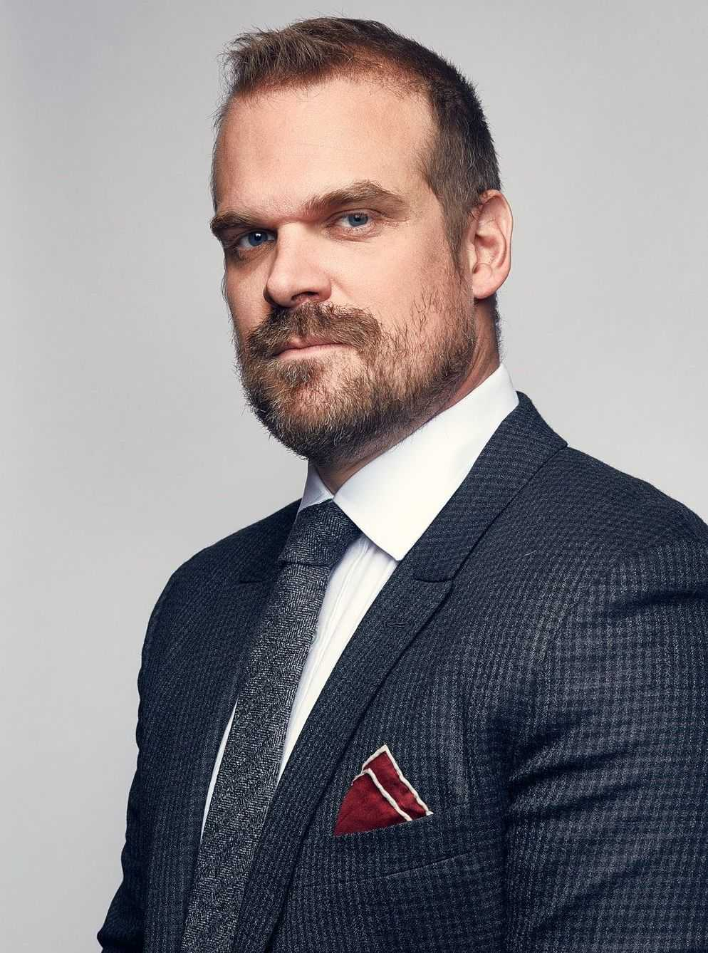 David harbour Movies