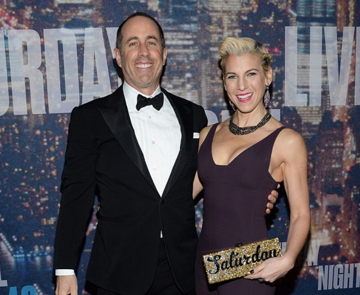 Jessica Seinfeld married