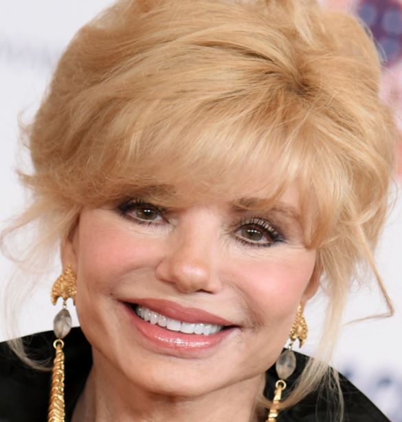 Apologise, loni anderson new recent are not