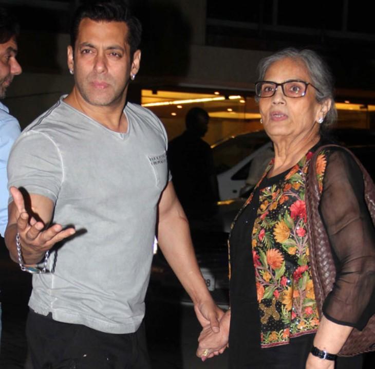 Salman Khan mother