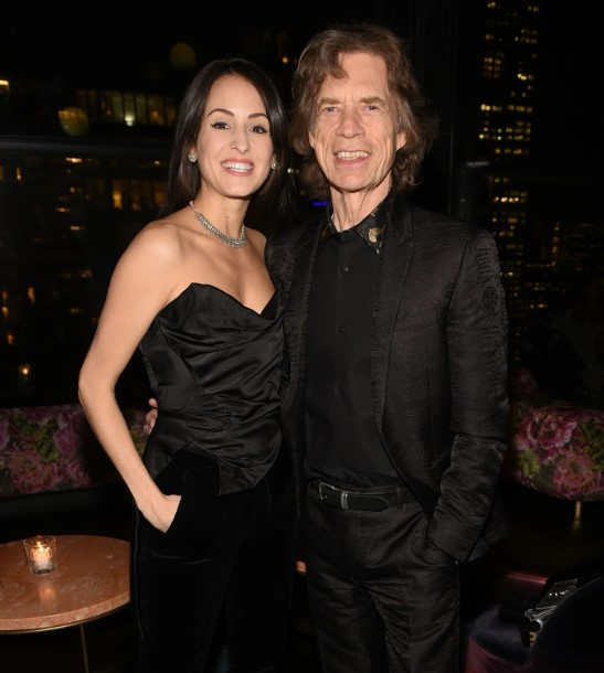 Mick Jagger girlfriend