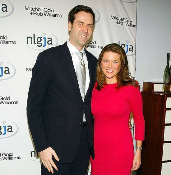 Trish Regan Family