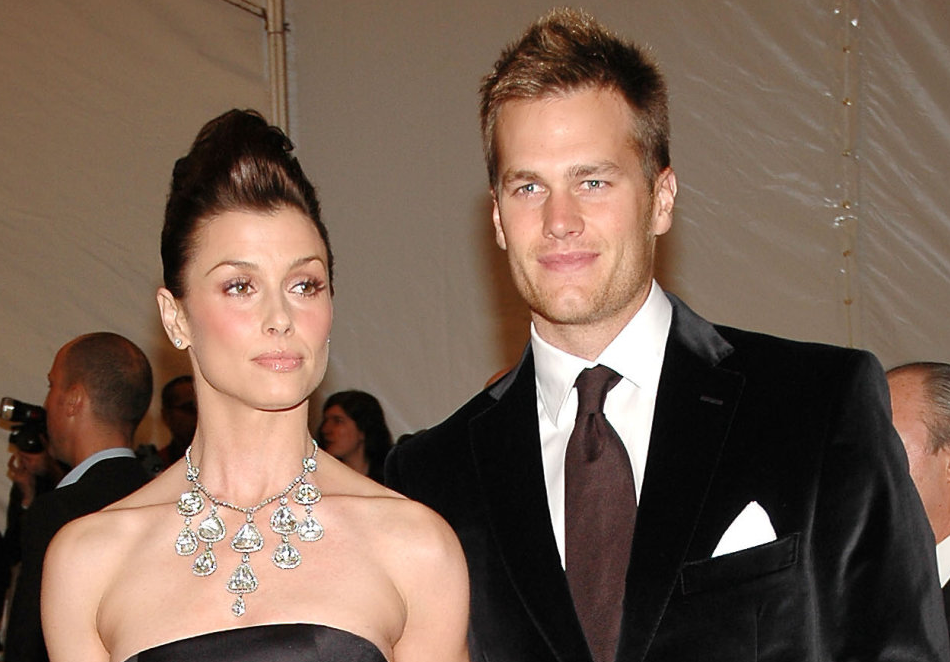 Bridget Moynahan and Tom Brady