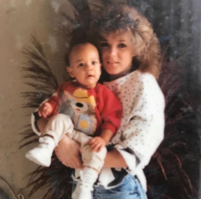 Bryton James mother