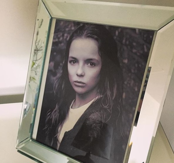 Jodie Comer young