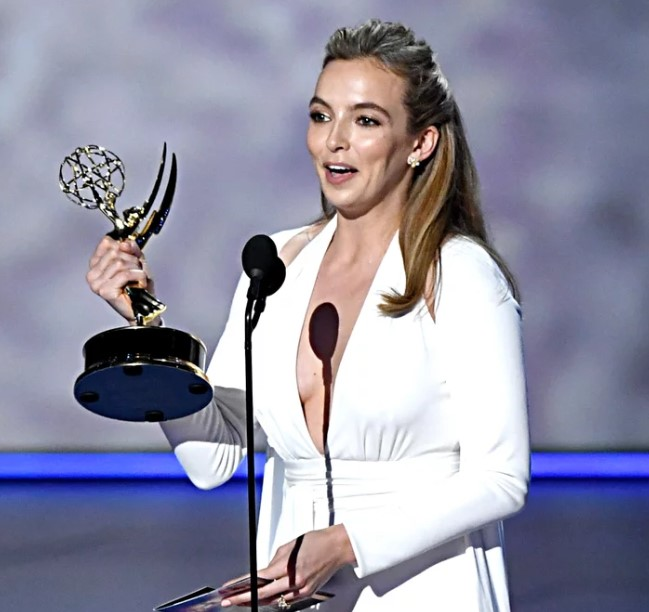 Jodie Comer awards
