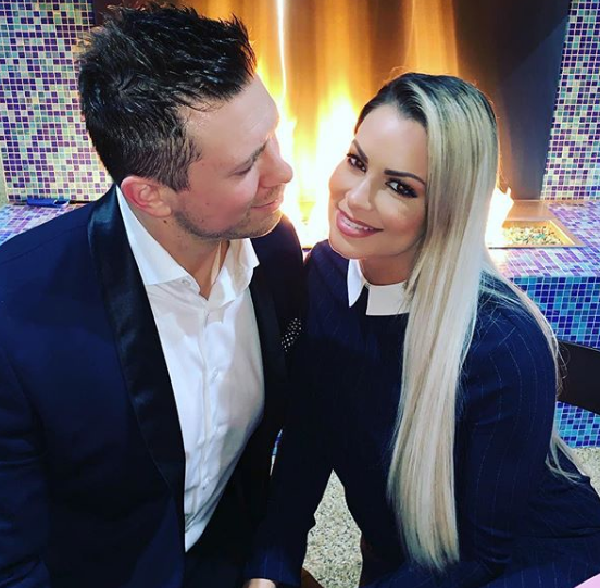 The Miz Wife and their Relatioship