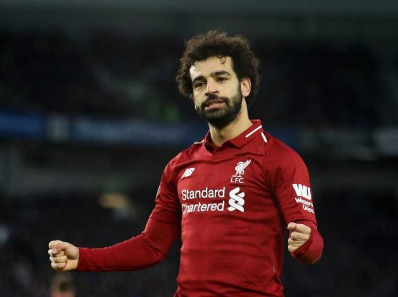 mohamed salah Awards
