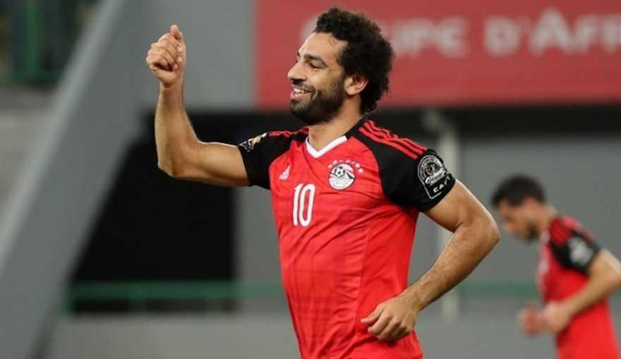 Mohamed Salah Height