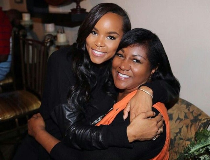 LeToya Luckett mother