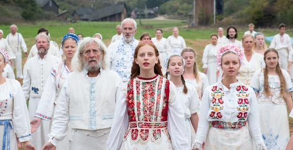 Anna Astrom's Role In Midsommar