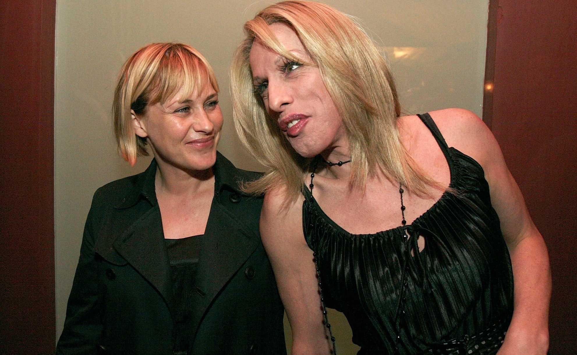 Patricia Arquette Sister