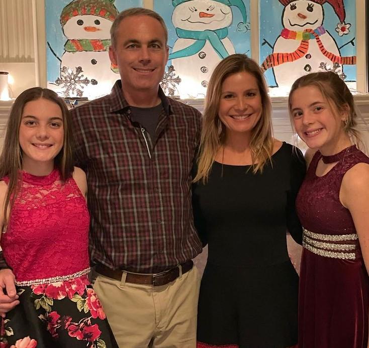 Jen Carfango family