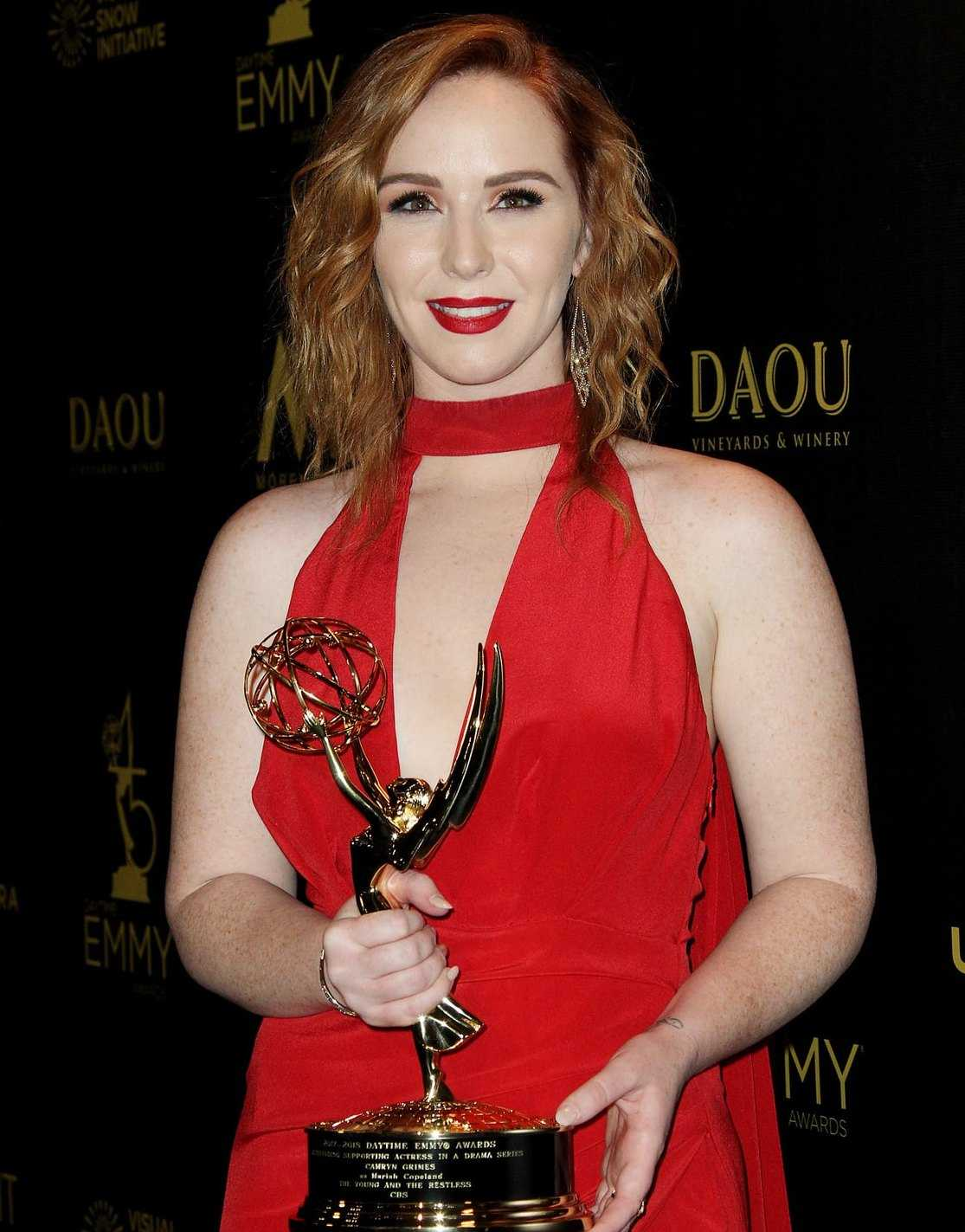 Camryn Grimes Famous For