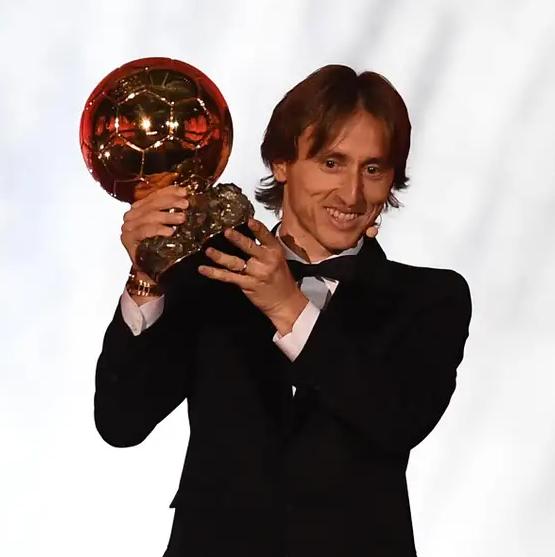 Luka Modric Wins Ballon d'Or 2018