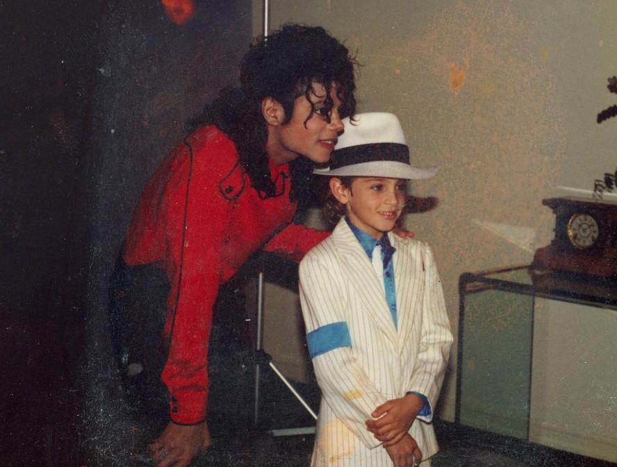 Wade Robson Michael Jackson