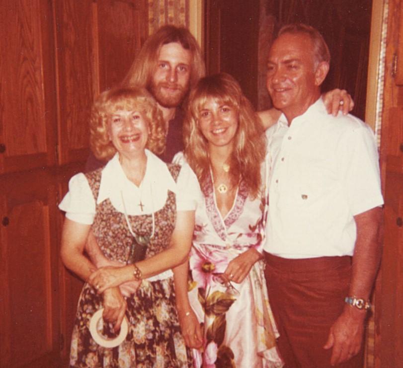 Stevie Nicks family